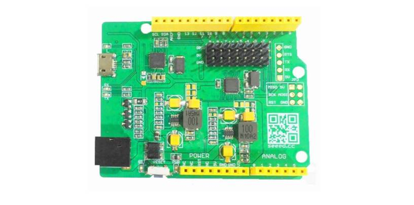 How To Make Your Own Xduino Board - Servoduino