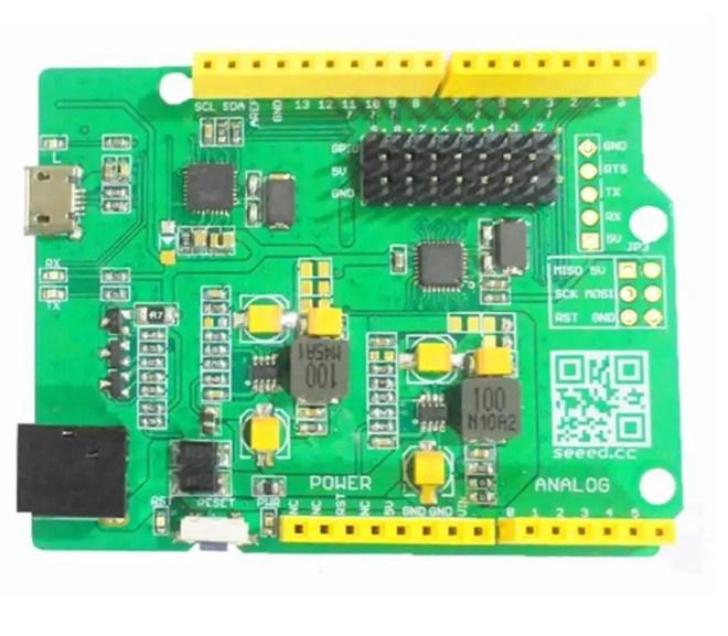 How To Make Your Own Xduino Board - Servoduino