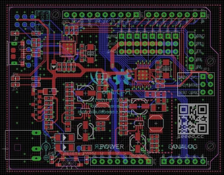 Servoduino PCB Layout Design