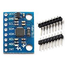 3 Axis Accelerometer Gyroscope Module