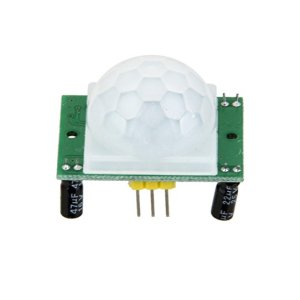 Pyroelectric Infrared PIR Motion Detector