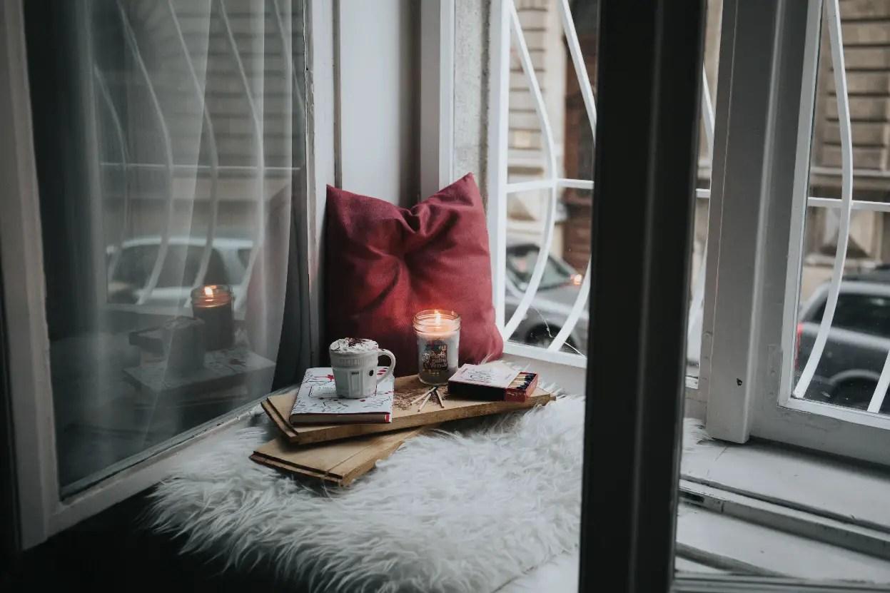 reading nook