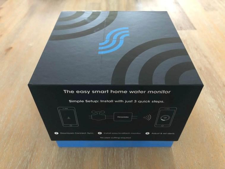 Streamlabs Water Monitor Box Back