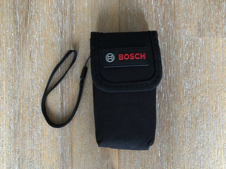 Bosch PLR 50 C In Case