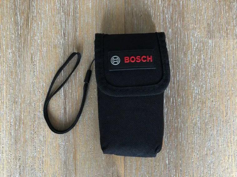 Bosch PLR 50 C In Case