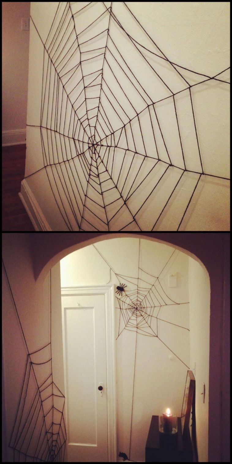 Easy Yarn Webs