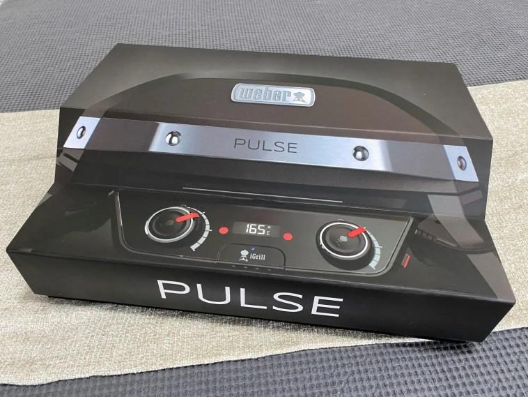 Weber Pulse Controller