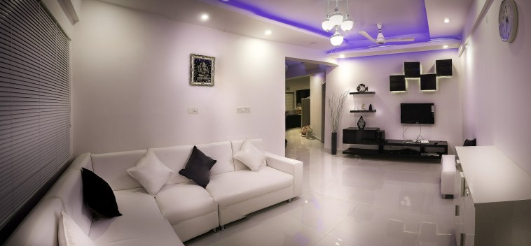 Home Design Around Lighting