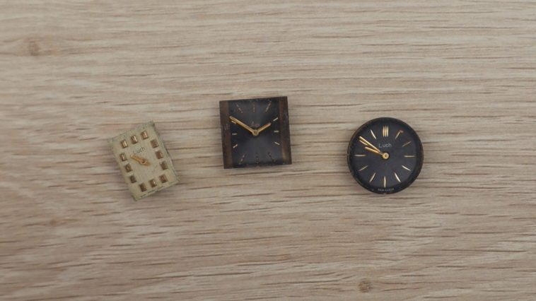 Watch Movements With Face