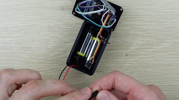 Battery Connection