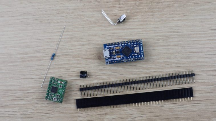 Electronic Components For Blind Opener