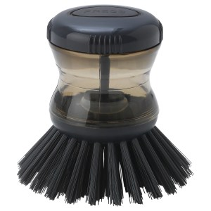 Dish Soap Dispensing Brush