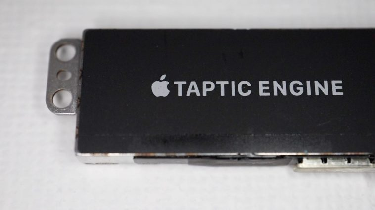 iPhone Taptic Engine