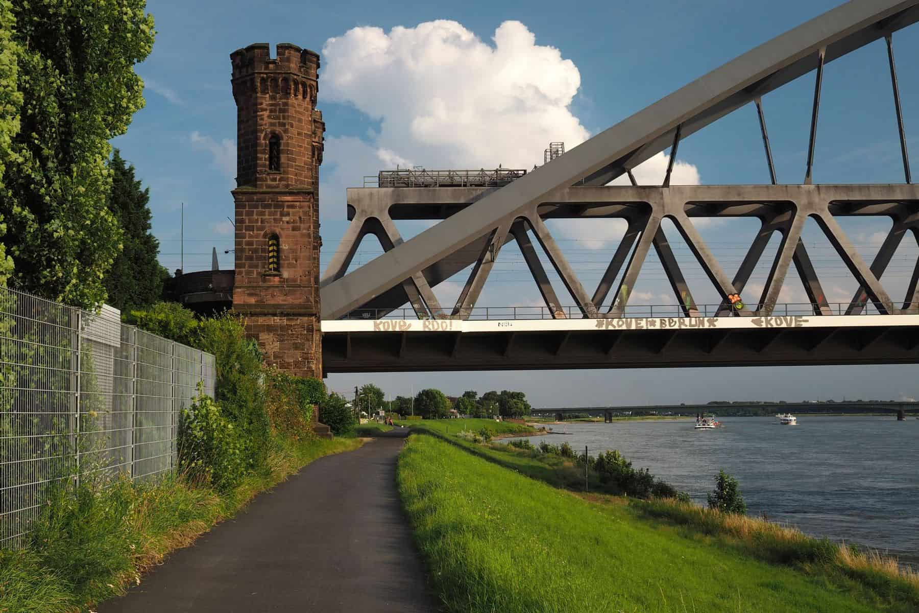 BdW23: Hammer Eisenbahnbrücke
