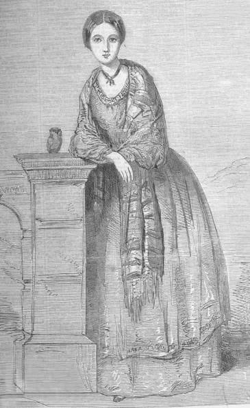 Florence Nightingale und ihr Kauz