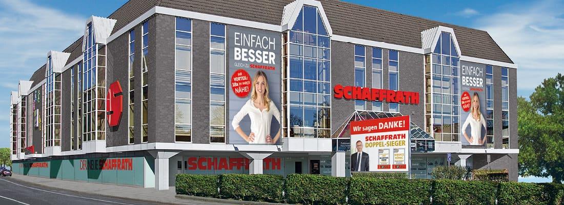 Möbelhaus Schaffrath an der Aachener Straße (Foto: Schaffrath)