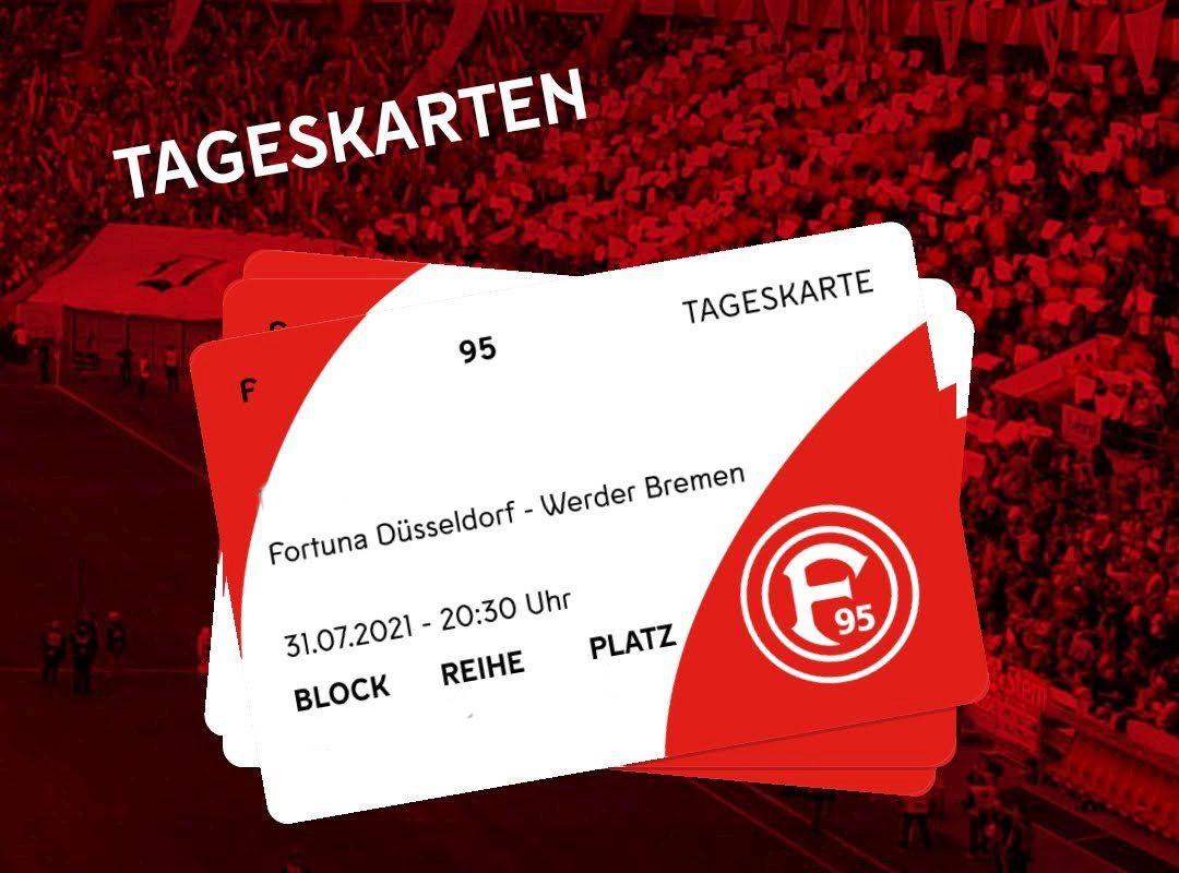 Ziel der Übung: Das Ticket erscheint in der F95-App