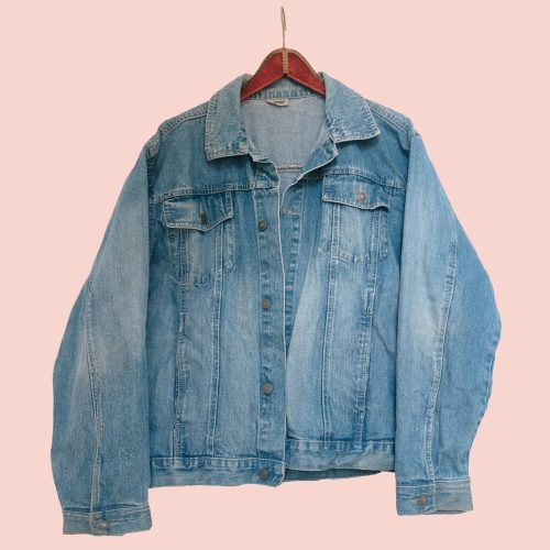 Denim Jacket Fortune Teller