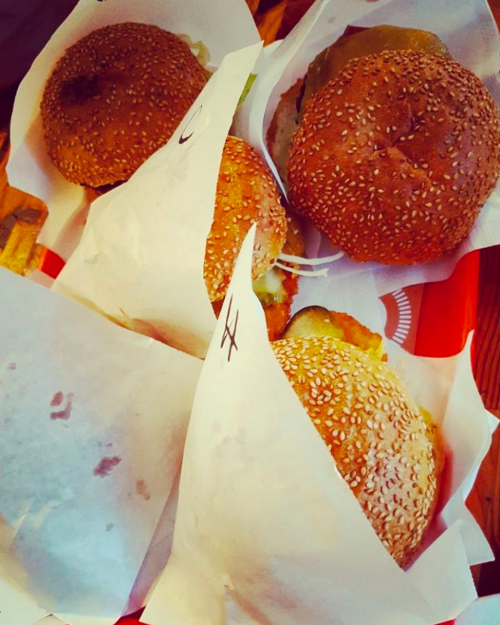 Kalorienfalle Fast Food - auch vegan und vegetarische Varianten bilden hier keine Ausnahme