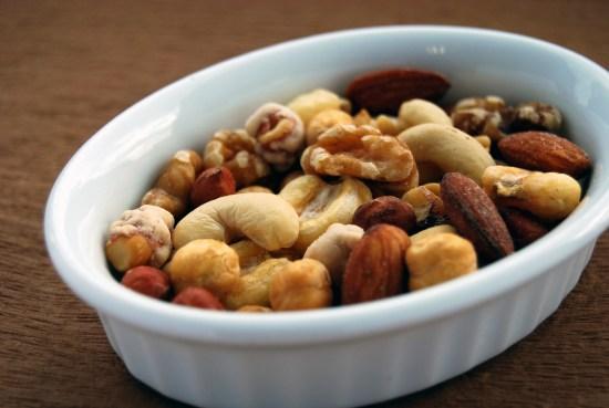 Kalorienfalle Nüsse - gesund, aber nur in Maßen.