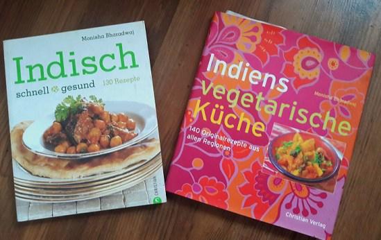 Welcome to India: vegetarisch und vegane Kochbücher