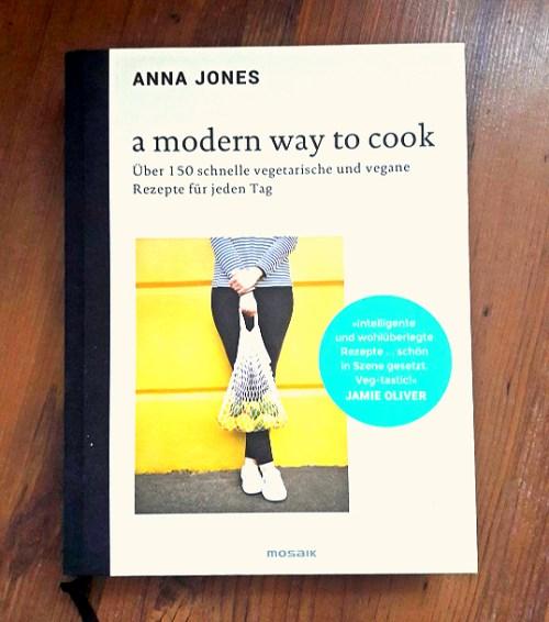 A modern way to cook: einer meiner Favoriten unter veganen Küchbüchern