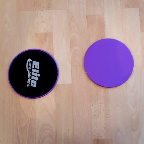 Fitnesshelfer: Core Slider
