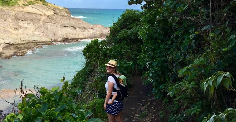 Wandern auf Martinique