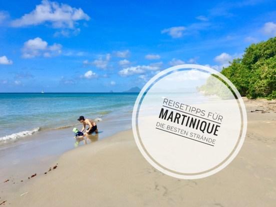 Macht einfach glücklich: Baden auf Martinique