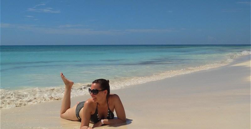 Baden auf Martinique - einfach ein Traum
