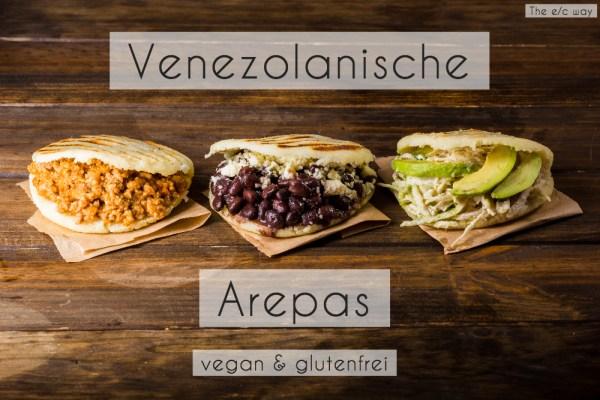 Vegane Arepas