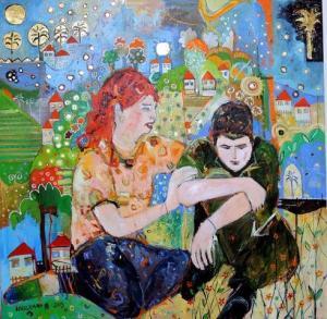 מיצירותיה שך אירית קלכמן