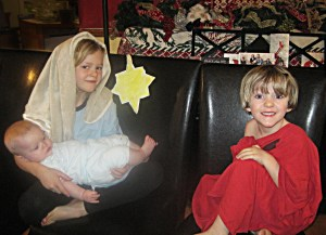 child nativity