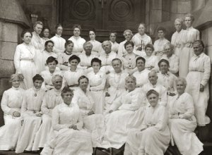 Temple Ordinance Workers 1917