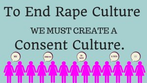 Consent graphic by Her Campus