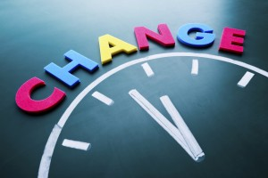 A change hour