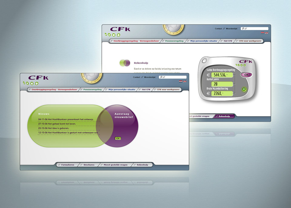 CFK website