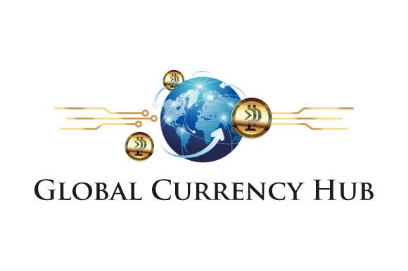 ontwerp logo Global Currency Hub