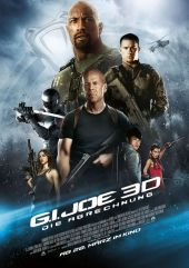 G.I. Joe - Die Abrechnung Bruce Willis Dwayne Johnson Channing Tatum