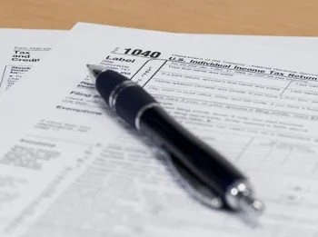 Tax Day © Joe Fallico | Dreamstime.com