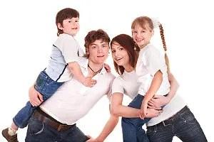 Balancing marraige and children © Poznyakov | Dreamstime.com