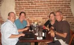 Tom, Debi, Lori, Paul © Debi Walker