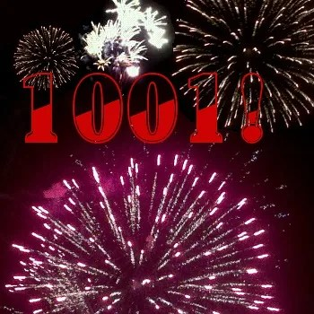 1001! © Paul H. Byerly