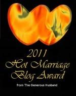 2011 Hot Marriage Blog Award © Liufu Yu   Dreamstime.com