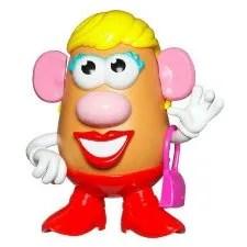 Mrs. Potato Head © 2012 Hasbro