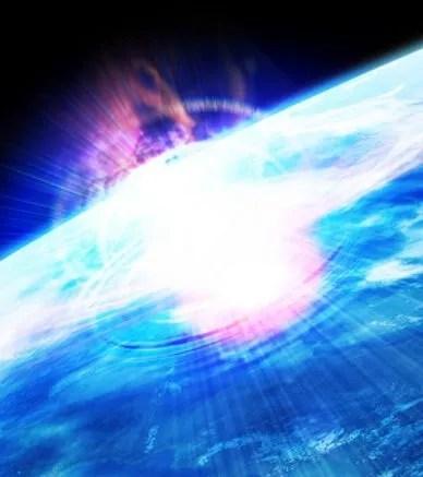 Big explosion! freedigitalphotos.net