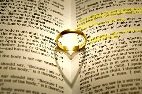 Ring and Bible © Foxtrot01 | Dreamstime.com