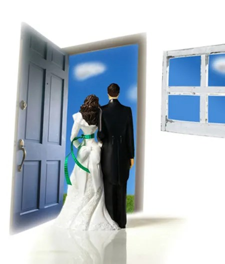 After the wedding... ᄅ Zimmytws | Dreamstime.com