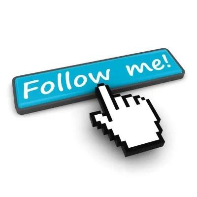 Follow Me! © Master isolated images| freedigitalphotos.net