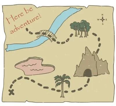Find Adventure! © nongpimmy | freedigitalphotos.net